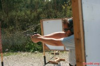 Rob G shoots his Predator Tactical 9 mm Shrike for the single stack win