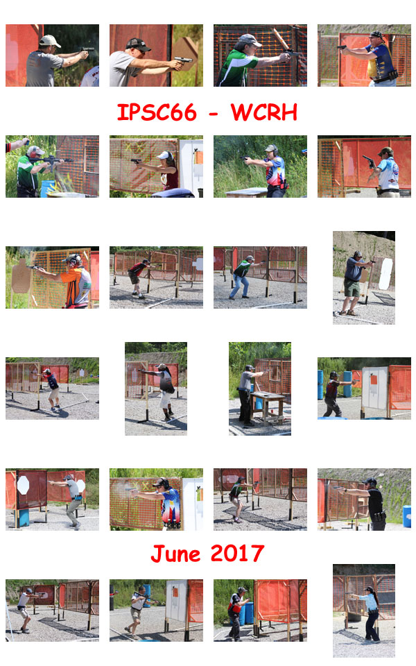 IPSC66 June 2017 Match photos